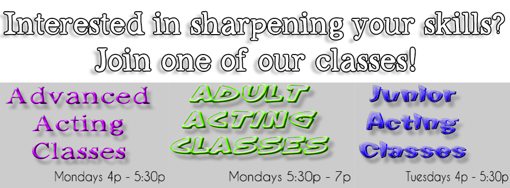 Acting Classes!