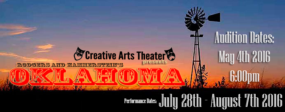 Auditions for Oklahoma!